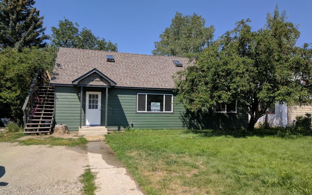 216 North Fremont A, Pinedale