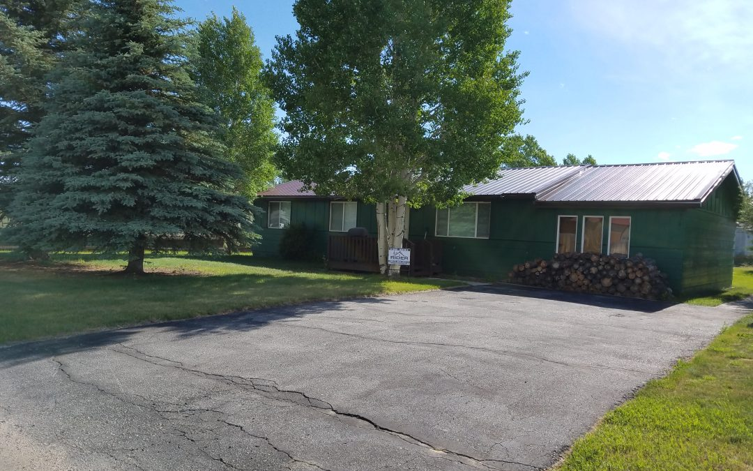 318 S Shanley, Pinedale
