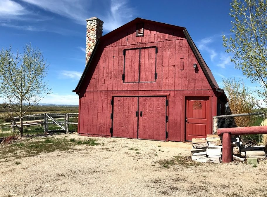 39 Binning Ranch Barnhouse, Pinedale